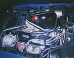 1968 CHEVROLET CORVETTE 427/400 CONVERTIBLE - Engine - 44193