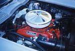1966 CHEVROLET CORVETTE 327 COUPE - Engine - 44196