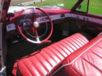 1953 CADILLAC SERIES 62 CONVERTIBLE - Interior - 44215
