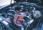 1970 CHEVROLET CHEVELLE SS 396 COUPE - Engine - 44223