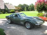 1969 CHEVROLET CORVETTE L88 COUPE - Front 3/4 - 44281