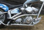 2006 LEGENDS SMOOTH STC 250 CUSTOM MOTORCYCLE - Engine - 44295