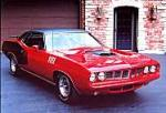 1971 PLYMOUTH HEMI CUDA COUPE RE-CREATION - Misc 2 - 44370
