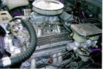 1991 CHEVROLET S-10 CUSTOM PICKUP - Engine - 44380