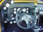 1990 FORD MUSTANG CUSTOM COUPE - Interior - 44387