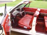 1966 LINCOLN CONTINENTAL CONVERTIBLE - Interior - 44448