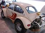 1974 VOLKSWAGEN BAJA BEETLE CUSTOM COUPE - Rear 3/4 - 44476