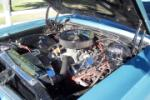 1972 CHEVROLET NOVA CUSTOM 2 DOOR HARDTOP - Engine - 44545