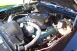 1969 PONTIAC FIREBIRD 350 CONVERTIBLE - Engine - 44546