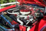 1971 CHEVROLET CHEVELLE SS 2 DOOR HARDTOP RE-CREATION - Engine - 44547