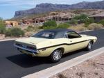 1970 DODGE CHALLENGER R/T COUPE - Rear 3/4 - 44571