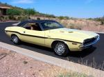 1970 DODGE CHALLENGER R/T COUPE - Side Profile - 44571
