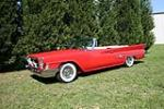 1961 CHRYSLER 300G CONVERTIBLE - Front 3/4 - 44579