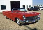 1960 LINCOLN CONTINENTAL MARK V CONVERTIBLE - Front 3/4 - 44682