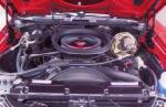 1970 CHEVROLET CHEVELLE LS6 CONVERTIBLE - Engine - 44686