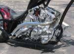 2006 RAGING IRON HKR CUSTOM CHOPPER - Engine - 44856