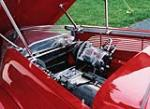 1937 FORD CUSTOM ROADSTER - Engine - 44857