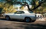 1970 PLYMOUTH HEMI CUDA COUPE - Front 3/4 - 45050