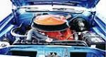 1971 DODGE CHALLENGER R/T COUPE - Engine - 45053
