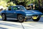 1966 CHEVROLET CORVETTE COUPE - Front 3/4 - 45097