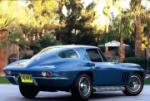 1966 CHEVROLET CORVETTE COUPE - Rear 3/4 - 45097