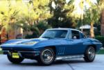 1966 CHEVROLET CORVETTE COUPE - Side Profile - 45097