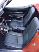 1968 CHEVROLET CORVETTE CONVERTIBLE - Interior - 45121