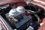 1957 FORD THUNDERBIRD E CONVERTIBLE - Engine - 45274