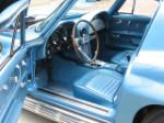 1967 CHEVROLET CORVETTE COUPE - Interior - 45314