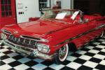 1959 CHEVROLET IMPALA CONVERTIBLE - Front 3/4 - 45351
