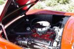 1955 CHEVROLET CORVETTE CONVERTIBLE - Engine - 45399