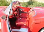 1961 CHEVROLET CORVETTE CONVERTIBLE FUELIE - Interior - 45470
