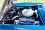 1967 CHEVROLET CORVETTE CONVERTIBLE - Engine - 45785