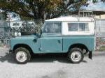 1975 LAND ROVER SERIES 3 SUV - Side Profile - 49011