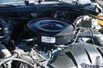 1973 PONTIAC GRAND AM 2 DOOR HARDTOP - Engine - 49012