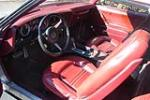 1973 PONTIAC GRAND AM 2 DOOR HARDTOP - Interior - 49012