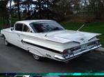 1960 CHEVROLET IMPALA 2 DOOR HARDTOP - Rear 3/4 - 49224