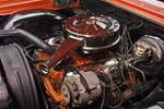 1964 CHEVROLET IMPALA CONVERTIBLE - Engine - 49290