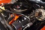 1972 CHEVROLET CHEVELLE SS 454 COUPE - Engine - 49291
