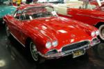 1962 CHEVROLET CORVETTE CONVERTIBLE - Front 3/4 - 49334