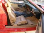 1986 PONTIAC FIREBIRD TRANS AM CONVERTIBLE - Interior - 49368