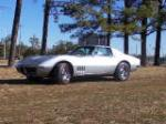 1968 CHEVROLET CORVETTE COUPE - Front 3/4 - 49376
