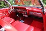 1962 CHEVROLET IMPALA SS CUSTOM 2 DOOR HARDTOP - Interior - 49379