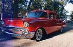 1957 CHEVROLET 150 CUSTOM 2 DOOR - Front 3/4 - 49403
