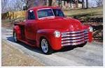 1947 CHEVROLET 1/2 TON PICKUP - Front 3/4 - 49426