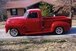 1947 CHEVROLET 1/2 TON PICKUP - Side Profile - 49426