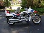 2003 HARLEY-DAVIDSON V-ROD VRSCA ANN MOTORCYCLES - Side Profile - 49430