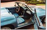 1967 CHEVROLET CORVETTE CONVERTIBLE - Interior - 49434