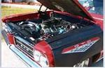 1964 PONTIAC GTO CONVERTIBLE - Engine - 49437