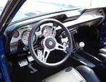 1968 FORD MUSTANG CUSTOM CONVERTIBLE - Interior - 49447